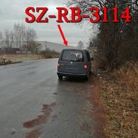 Blitzer auf der B248 Richtung Salzgitter Bad. Von SZ-Thiede, Richtung Immendorf, kurz vor dem Abzweig Salzgitter Drütte. 70 kmh. Rechte Seite in der Bucht, grauer VW Caddy Maxi (SZ-RB-3114)