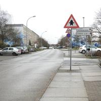 Wir fahren in Richtung Jahnstraße