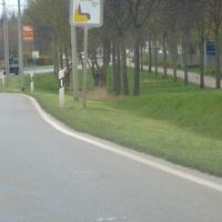 Wir kommen aus Richtung Greifswald