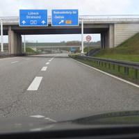 Wir fahren Richtung Rostock