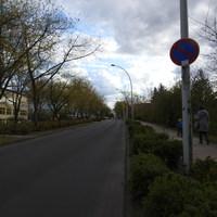 Rtg. Salvardore Alljende Straße