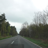Richtung Jüterbog