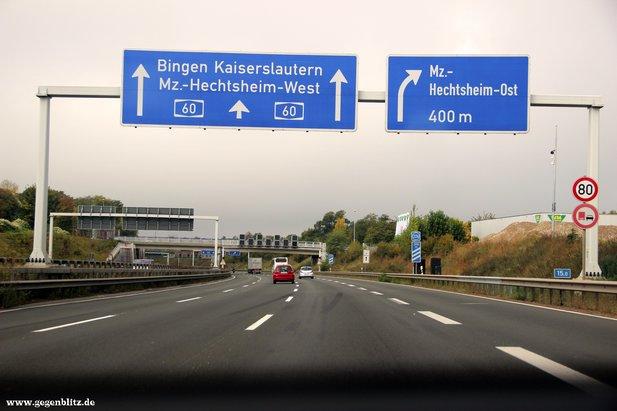 Blitzer Mainz
