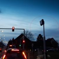 neue moderne Lichtblitz-Anlage in Betriebe seit 26.01.2018