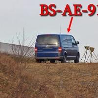 ESO Anlage, dazu gehört der blaue VW T 5 mit neuem Kennzeichen nun (BS-AE-913) ex (BS-AD-713). Standort: A 39 Richtung Wolfsburg, kurz nach der Auffahrt BS Rüningen Nord, am Ende der Betonmauer. Kurz vor der Zusammenführung mit der Bogen-Einfädelung der A 391. 80 kmh.
