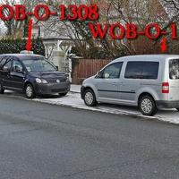 Blitzer in Wolfsburg-Fallersleben, auf der Gifhorner Straße. In beiden Richtungen, einmal gegenseitig aus einem dunkelblauem VW Caddy (WOB-O-1308) ortsauswärts und ortseinwärts aus einem silbernem VW Caddy (WOB-0-1201). Mittlerweile ist an dieser Stelle eine ca 700m lange 30 kmh Zone.