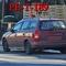Blitzer in Peine, auf der B 444 Celler Straße stadtauswärts, Richtung A2 / Stederdorf /Edemissen. 50 kmh. Rechte Seite in den Parkbuchten geparkt. Rostbraun Roter Opel Astra Kombi (PE-T-189).