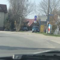 Rtg. Y-Kreuzung