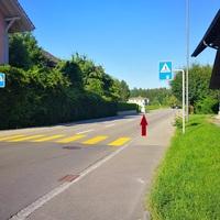 Teilstationärer Radar Lyssach -> Burgdorf