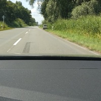 Autonomer Blitzer Tangente 50km/h