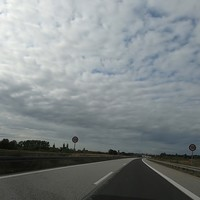 Richtung Stralsund