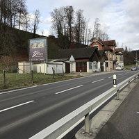 Fahrtrichtung Bütschwil