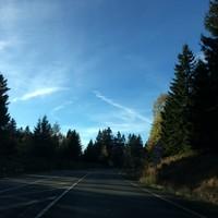 Richtung Bad Harzburg