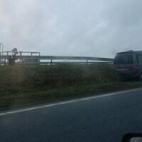 Blitzer steht Eindhoven in Richtung venlo hmp 49,9 ausfahrt liessel.
