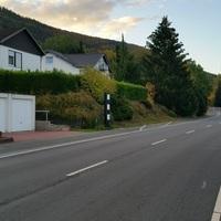 Ortsausfahrt Olsberg