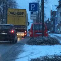Mobiler Blitzer (Münsterstraße, 30 km/h - zeitbegrenzt )