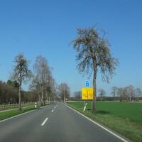 Richtung Fuhrberg