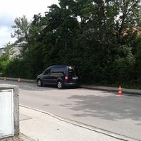 Alte gut bekannte VW Caddy
