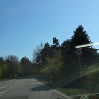 Richtung Hoyerswerda