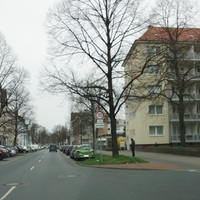 Richtung Mecklenheidestraße