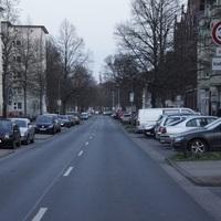 Richtung Stöckener Straße