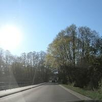 Richtung Lieberose