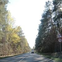 Richtung Senftenberg