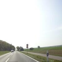 Richtung A2/Helmstedt