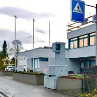 Gemeindeverwaltung Bütschwil Fahrtrichtung Lütisburg/Wil