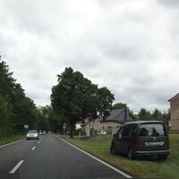 Richtung Neubrandenburg