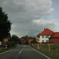 Richtung B493/Rosche