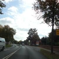 Richtung A7 / Celle