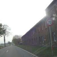 Richtung Klein Lobke / B494