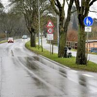 Richtung Neumühle
