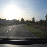 Beidseitige Kontrolle auf der L714, zwischen Wenden und dem Abzweig Altenhof. Hier in FR Wenden, beginnend beim Autohaus Köhler. Messwagen war ein grauer Mercedes Vito.