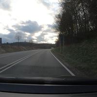 Blitzer B255, FR Rennerod. Messstelle liegt auf Höhe der Abfahrt Heisterberg.