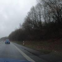 HTS, Buschhütten Richtung Kreuztal, im 80er Bereich. Zu Beginn der Lärmschutzwand. Als Messgerät diente ein Einseitensensor ES8.0.