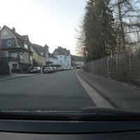 Geisweid, FR Kreuztal, kurz hinter dem Freibad.