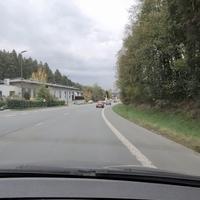 Beidseitige Kontrolle in der Ortsmitte von Lindenberg, hier in FR Siegen.  Als Messgerät diente ein ES8.0.