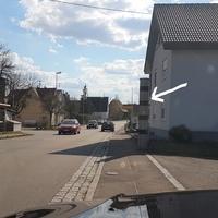 Blitzer in Stadtteil Türkheim