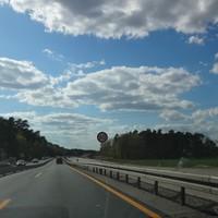 Richtung Kreuz Oranienburg