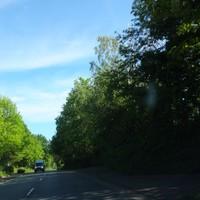 Richtung A2/Rehren