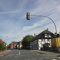 Richtung Hildesheim