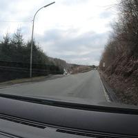 Am Ortsausgang Salchendorf (Netphen), in FR Rudersdorf.  Messgerät ES8.0.