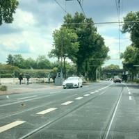Siegburger Straße 120 in 50679 Köln-Poll, gegenüber von Lidl-Parkplatz. Semistation K-LN 3110, durchgehend seit 08.06.; beide Richtungen, 50 km/h.