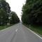 Richtung Bad Tölz auch nicht mal 100m vor Messung