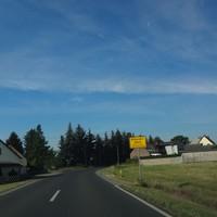 Richtung Luckau
