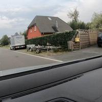 Auf der Hohenhainer Straße, hier in FR Freudenberg. Einseitensensor ES8.0