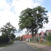 Richtung Neustadt am Rübenberge Die Beschilderung auf den Bildern ist nicht mehr aktuell!!!