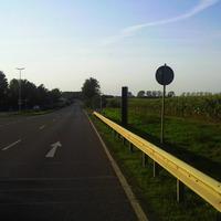 Frauenbergerstrasse von Euskirchen kommend Richtung A1/Zülpich